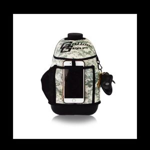 Gallon Gear Hydration Sleeve Camo